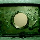 Hole (Green) by Peter Klemek