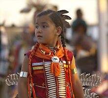 Young Man #1 Native American Culture Lives On by WesternArt