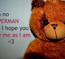 I'm no superman but I hope... by mayatut