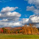 Vermont Autumn by Joe Jennelle