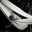 Hammock boy by Peter Voerman