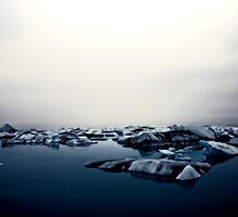 Ice and fog by insomniaque
