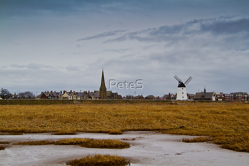 Lytham Windmill by Peter Stone