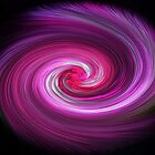 Vortex in Pink! by Dorothy Thomson