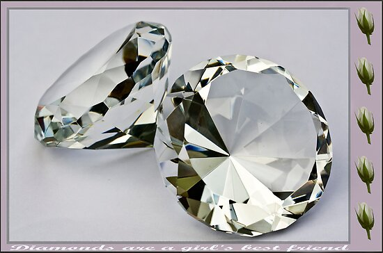 Diamond are a...... by imagic