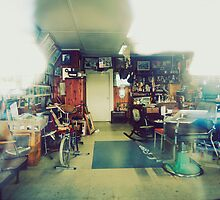 Barber Shop Again by Amyq