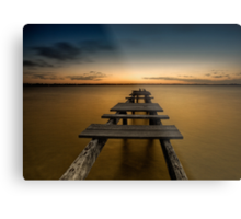All out  Metal Print