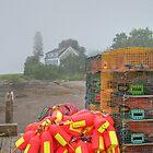 Floats in Fog by Joe Jennelle