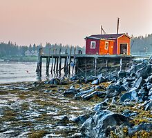 Lobster Shack by Joe Jennelle