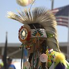 Young Man #2 Native American Culture Lives On by WesternArt