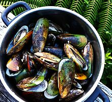 Mussel Therapy by MsGourmet