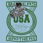 usa chicago by rogers bros by usala