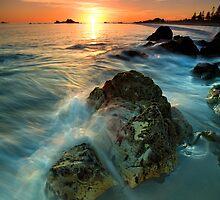 Motuotau beach blast by Ken Wright