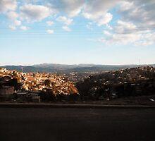 Tegulcigalpa by fortemute