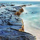 Twin Reefs 2 by Steph Enbom
