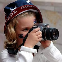 ~Little Aussie Photographer~ by a~m .