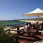 Al Fresco dining beside the ocean by georgieboy98