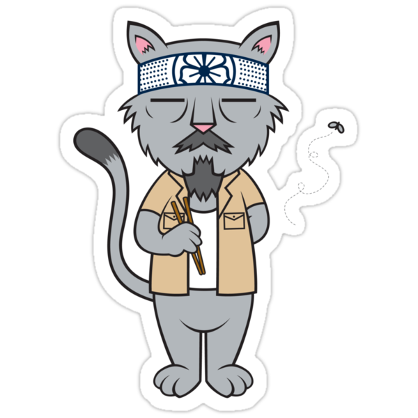Mr.Meowgi by Bamboota