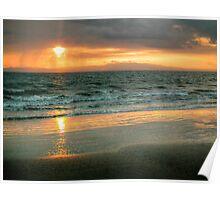 Zancudo Sunset Poster