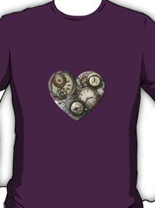 Heartstone Steampunk T-shirt T-Shirt