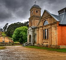 Port Arthur - Asylum, Study Centre, Museum & Coffee Shop by mspfoto