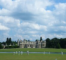 Audley End Cricket Match by CoatesyC