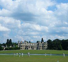 Audley End Cricket Match by CoatesyC