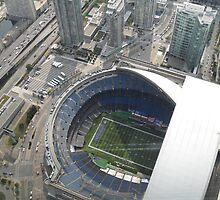 Rogers Centre, Toronto by CoatesyC