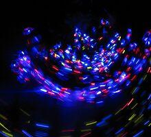 Light Sabre Light Mark Patterns by Elaine Farmer