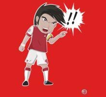 Chibi Cesc!! by AFCB