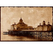 Eastbourne Pier, Sussex, UK Photographic Print