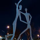 Dancing At Night by Vinnie  White