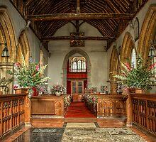 St James Church - Sheldwich by NeilG