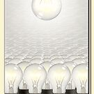 68. Light Bulbs Us by CrismanArt