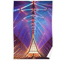 USAF Academy - Chapel Poster