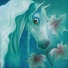 Moonlight Mare (WIP) by AngelArtiste