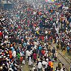 Dhaka by Aziz Dhamani