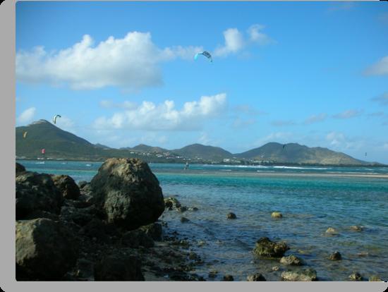 Orient Bay - Saint Martin  by islefox