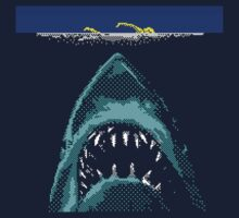 Pixel Jaws by loogyhead