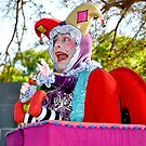 Bring In the Jester ...the Fool ... the Buffoon by Danceintherain