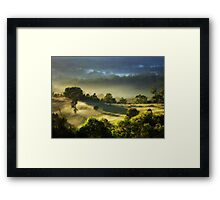 """Morning Light"" Framed Print"