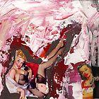 Derriere, 2011 by Thelma Van Rensburg