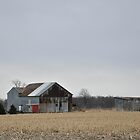 Country barns by mltrue