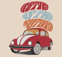 VW Beetle - Retro Is the Future by aditmawar
