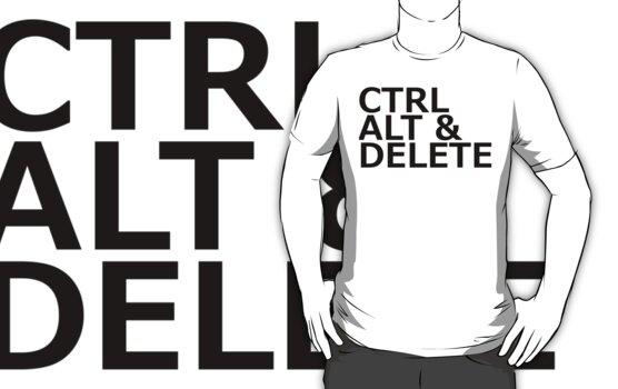 CTRL ALT DELETE by loveaj
