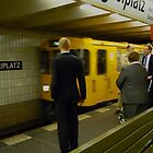Berlin Subway by fortheloveofit