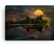 Kilchurn Castle .... Canvas Print