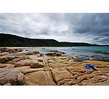 Honeymoon Bay - Croajingolong National Park Photographic Print