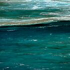 Abstract Seascape #2 by Steve Munro