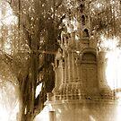 Mausoleum Phnom Penh  by Boadicea